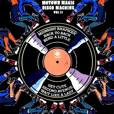 The Magic Disco Machine Motown Magic Disco Machine Vol. II Motown Vinyl LP