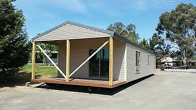 GRANNY FLAT/ PARK CABIN / PROJECT HOME UP TO 78M2 & 3 Bedrooms
