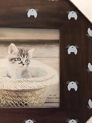 Adorable Cat Picture Frame!!!