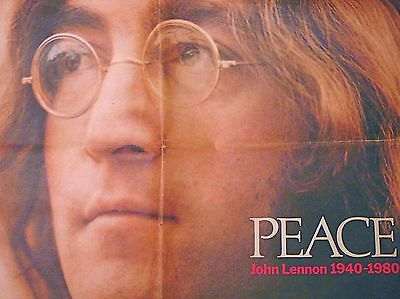 PEACE John Lennon Death Special Tribute Section Toronto Star Canada Dec 14 1980