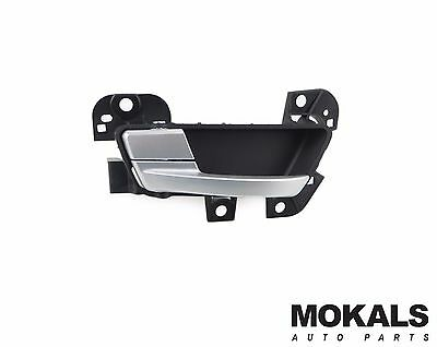 Ford Falcon FG inside door handle Dark Gray and Sliver/Satin Left Side 2008-2016