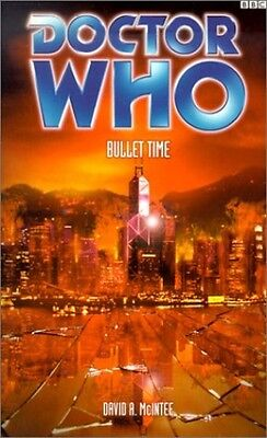 Doctor Who: Bullet Time, McIntee, David A. Paperback Book The Cheap Fast Free