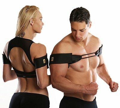 Posture Exerciser Corrector Clavicle Rounded Shoulders Neck Back Support Brace