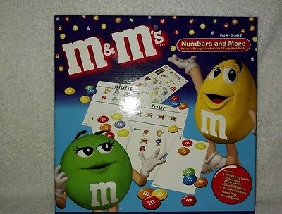 M&M's 2002 Numbers and More