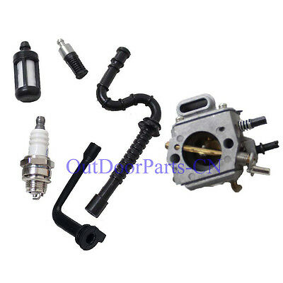 USA Carburetor Fuel Filter Hose For Stihl MS 290 Ms 310 MS390 029 039 Chainsaw