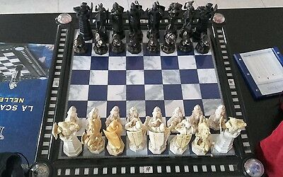Harry Potter Chess Set Scacchiera Harry Potter De Agostini