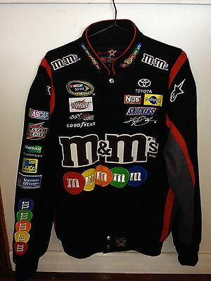 Nascar M&M Childrens Jacket