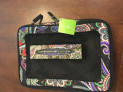 Vera Bradley Medium Expandable Packing Cube and Pen Set - New with Tag!