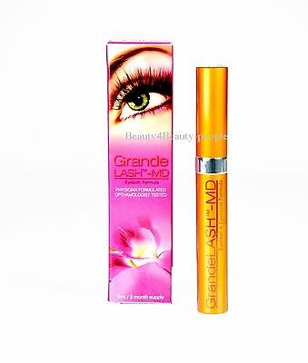 Grande Naturals Grandelash MD Eyelash&Brow Enhancer Growth Length Fullness 2ml