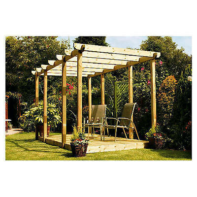 wooden Pergola,s and wooden decking from £400.00 up to £1500.00