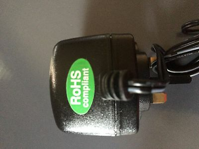 100- 240v AC 12v CHARGER switching adapter 1A 1000mA Transformer power adaptor.