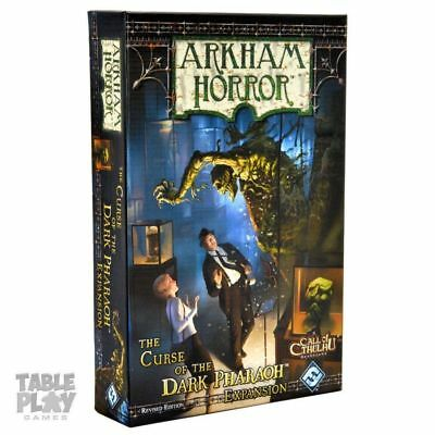 Arkham Horror The Curse of the Dark Pharaoh Expansion- NEW Board Game - AUS Stoc