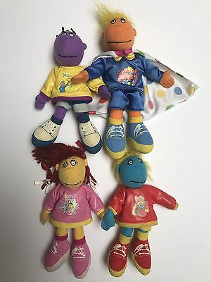 Tweenies Soft Toy Set
