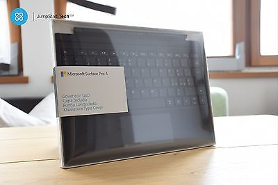 Microsoft Keyboard Surface Pro 4 Type Cover Layout Italiano