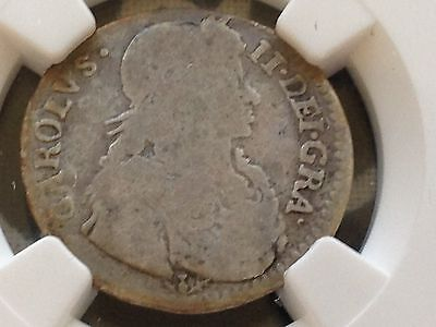 1668 Scotland 1/2M NGC VG10 Nice New Purchases CHN!