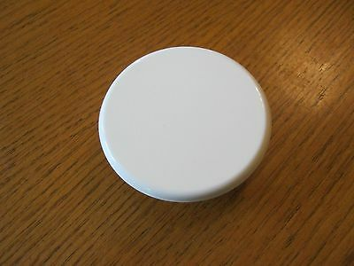 viking white concealed sprinkler head cover for 3/4 inch heads lot of 9