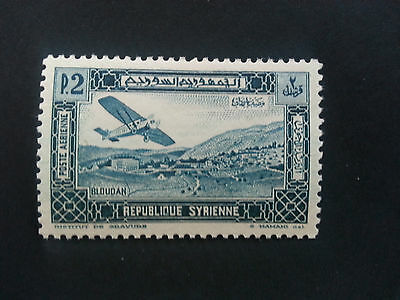 Syria, Syrie, 1934, air mail stamp, SG 292, MNH