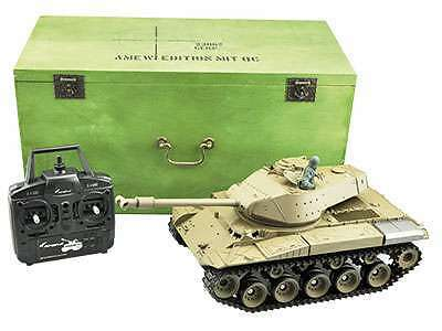 Walker Bulldog M41 R&S - 2.4GHz AMEWI QC Control Editon 1:16