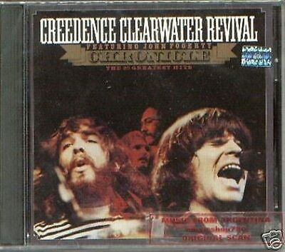Creedence Clearwater Revival Chronicle Sealed Cd Greatest Hits Best