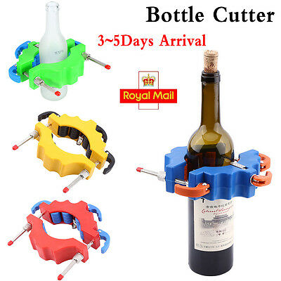 Beer Glass Bottle Cutter Tool Craft Cutting Kit Jar Machine Shipping From Local
