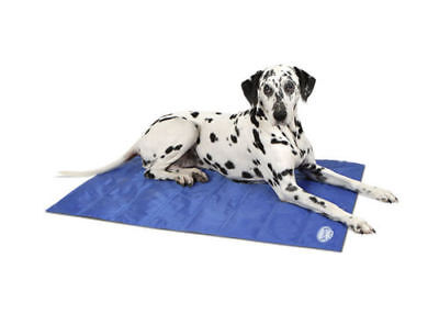 Ancol Chillax Dog Puppy Cooling Mat Pad Bed Hot Weather, Hot Spots, Travel,Home