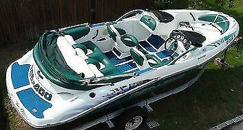 New Custom Seat Covers Upholstery Kit Set for 1997 Sea-Doo Challenger 1800