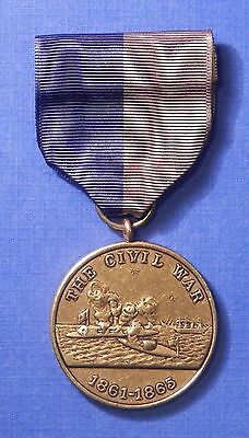 United States Civil War Campaign Medal Marine Corps                        S8119
