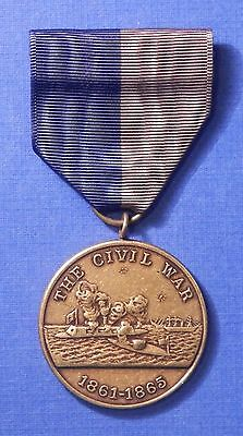 United States Civil War Campaign Medal Navy                                P8018