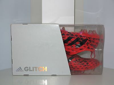 Adidas Glitch Outer Skin Ref Synthetic FG UK Size: 9 US: 9.5