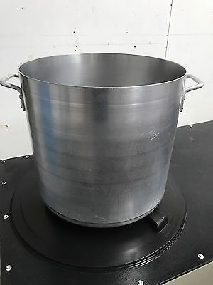 60 Litre Commercial Heavy Duty Alluminium Stock Pot With Lid