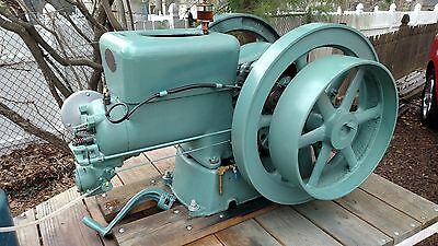 Fairbanks Morse Model Z - 6 hp Engine - FMZ - Throttle Governed - Beautiful