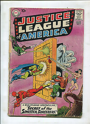 Justice League Of America #2 (2.0) The Secret Of The Sinister Sorcerers