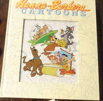 Rare Hanna-Barbera book signed by both Bill Hanna and Joe Barbera