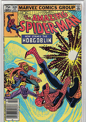 The Amazing Spider-Man #239 (Apr 1983, Marvel)