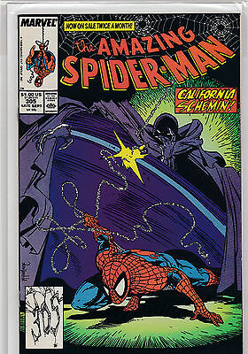The Amazing Spider-Man #305 (Sep 1988, Marvel)