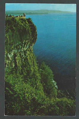 1927 PPC* Two Lovers Leaped From This Cliff Legendary Tumon Guam Posted