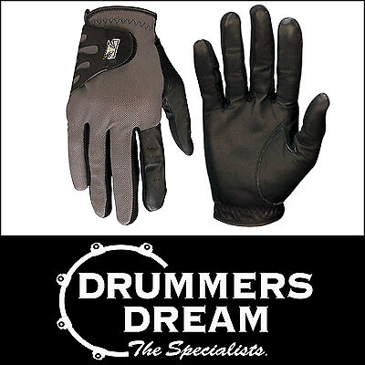 Tama TDG1L Drumming Gloves LARGE Softens impact to the hand drum drummers NEW