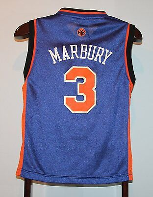 Maillot Trikot Jersey Nba Basketball Stephon Marbury New York Knicks XS