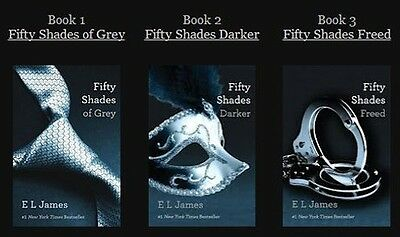 Fifty Shades Of Grey e-Books