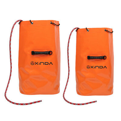 Useful Rock Tree Climbing Gear Kit Rope Sling Carry Backpack Bag for Easy Access