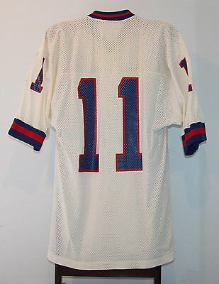 Maillot Trikot Jersey Foot Américain Nfl Phil Simms New York Giants L
