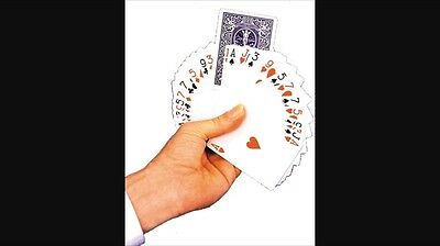 Magic card Trick The Invisible Deck Blue Bicycle Cards CHEAPEST AND BEST!