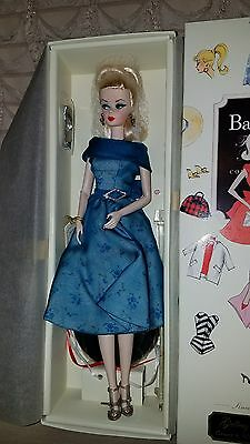 2010 GAW Grant A Wish Barbie Gallery Opening Silkstone Doll Table Host