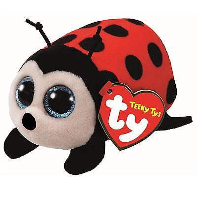 Ty Beanie Babies 41238 Teeny Tys Trixie the Ladybug Insect