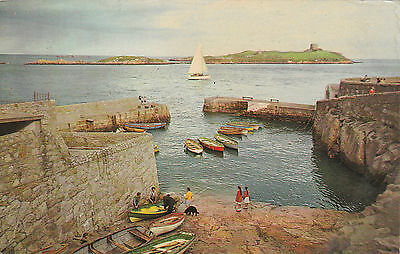 The Harbour & Dalkey Island, COLIEMORE, County Dublin, Ireland