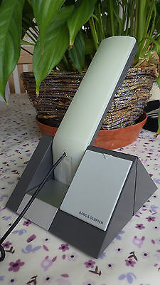 Bang & Olufsen   B&O   Beocom 1401 Home Phone in Light Grey with Desk Stand