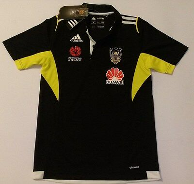 Brand New Wellington Phoenix Polo T-Shirt Official Licensed Product - Size: S