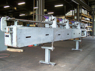 Lipe Rollaway Automatic Bar Feed Magazine Loading 156-AML