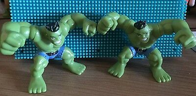 Marvel Super Hero Squad Incredible HULK Figure 2008 Collectable