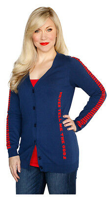 Her Universe Star Wars Han Solo Blood Striped Womens Cardigan